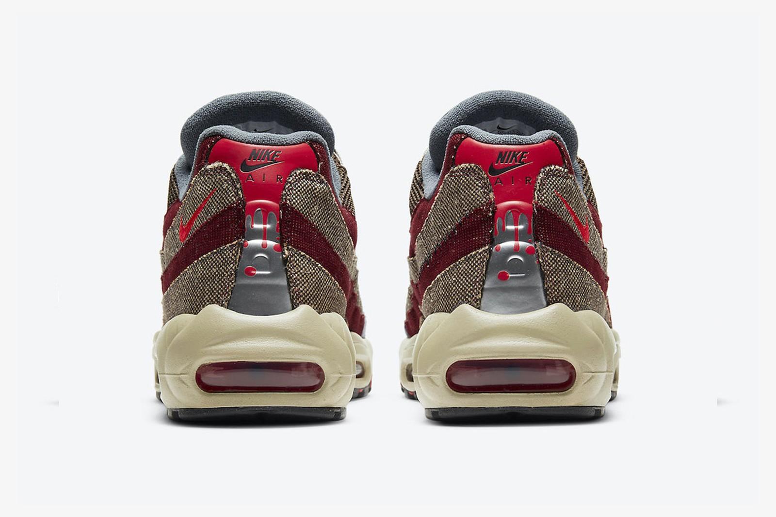"""Nike har en Air Max 95 """"Freddy Krueger"""" på vej"""
